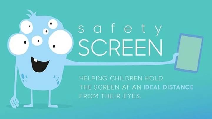 Samsung Safety Screen, çocuklarınızın gözlerini koruyor