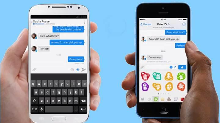 Facebook Messenger'a kendini imha eden mesaj özelliği geliyor
