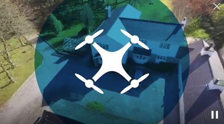 Drone'lara Periscope desteği