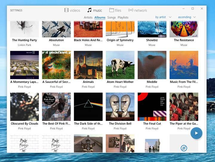 VLC'nin evrensel Windows 10 uygulaması çok yakın