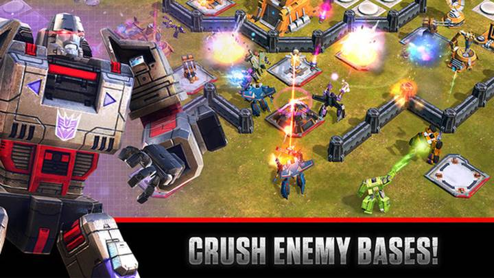 Transformers: Earth Wars Android'e geldi