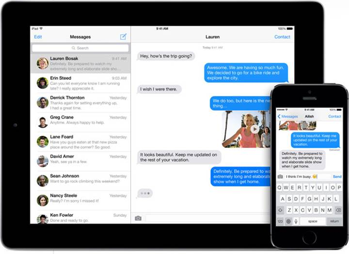 Apple WhatsApp'la yarışmak için iMessage'ı Android'e getiriyor