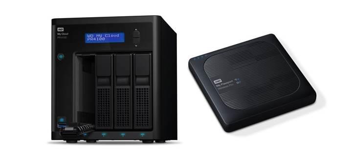 Western Digital yeni taşınabilir disklerini tanıttı