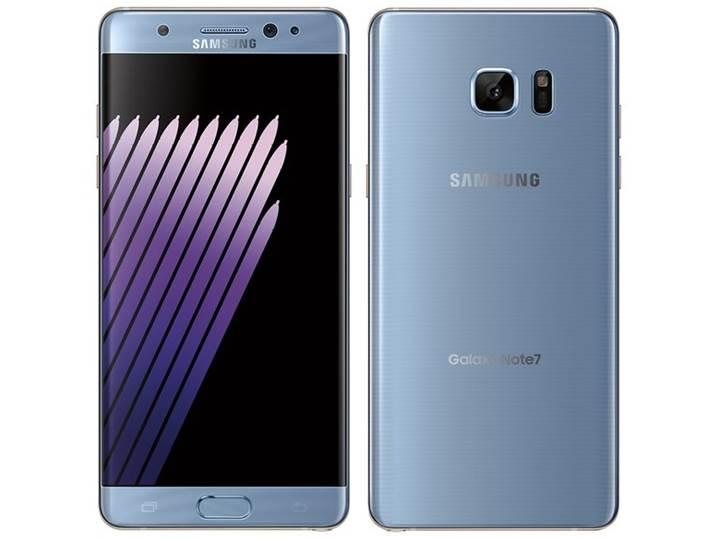 İşte Samsung Galaxy Note 7
