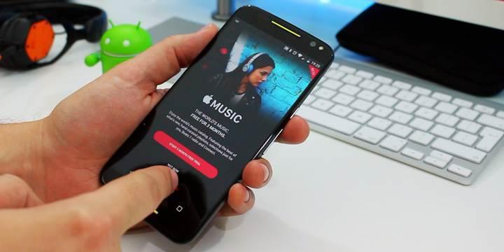 Apple Music'in Android uygulaması beta sürecinden çıktı