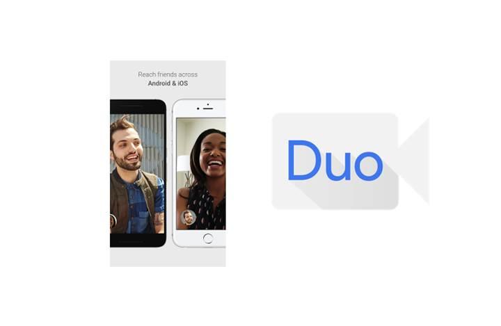 Google Duo görüntülü görüşme uygulaması, indirmeye sunuldu
