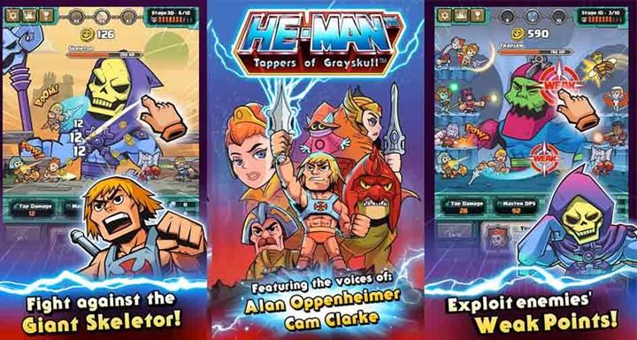 He-Man macerası mobilde devam ediyor
