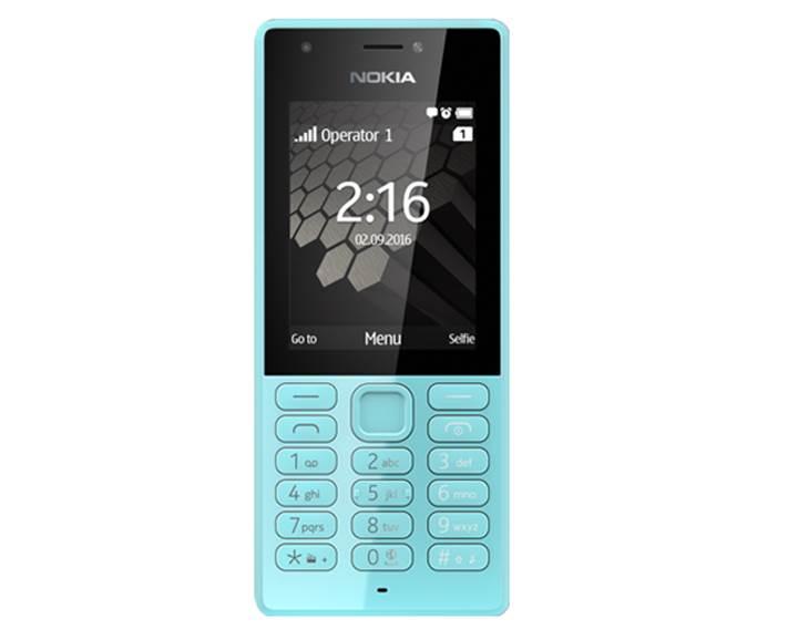 Nokia 216: Microsoft'un son telefonu