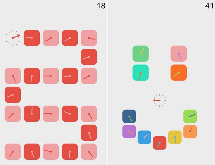 Türk geliştiriciden bağımlılık yapan oyun: Color Shot