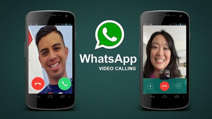 WhatsApp görüntülü görüşme özelliği herkese açılıyor