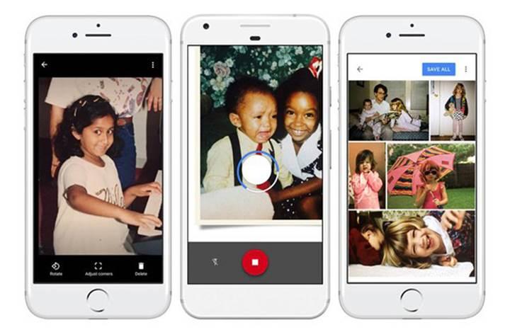 Google PhotoScan ile eski fotoğraflarınızı saniyeler içerisinde dijital ortama aktarın