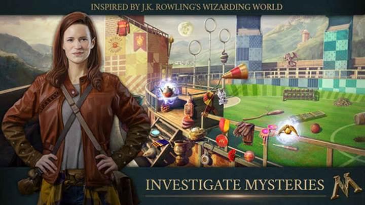 Fantastic Beasts: Cases ile büyülü yolculuk başlıyor