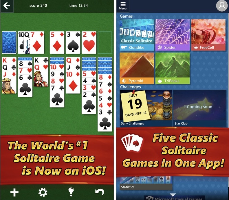 Solitaire Mobil