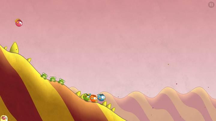 Yıllar sonra Tiny Wings oyunu güncelleniyor