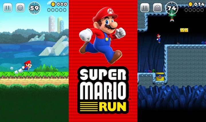 Super Mario Run gelirlerde hedef büyüttü