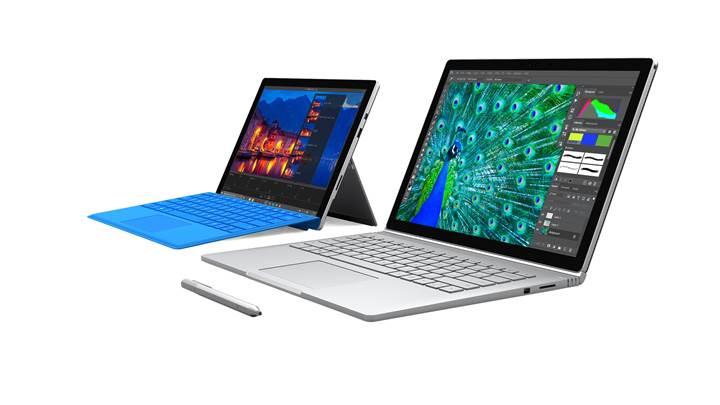 Microsoft Surface Pro 5 ve Surface Book 2 için geri sayım başladı