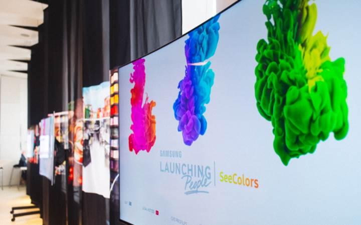 Samsung'dan renk körlüğüne dijital çözüm