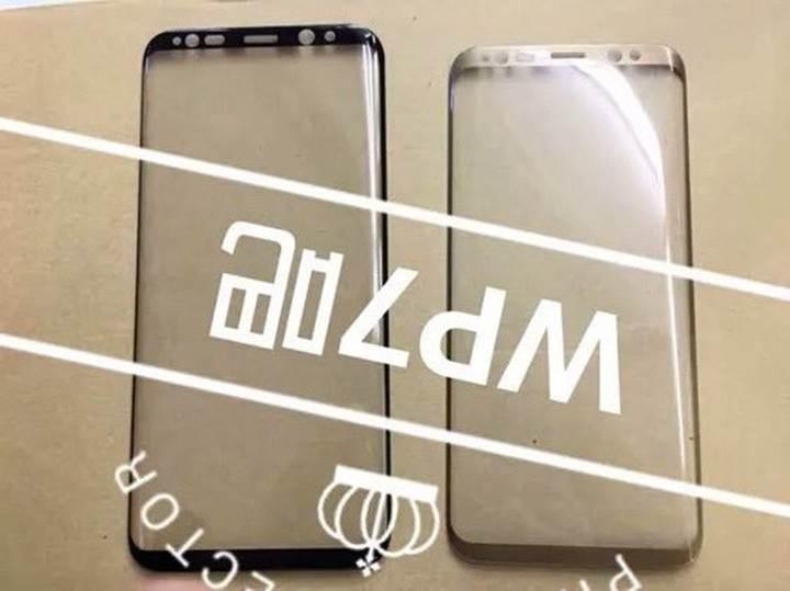 Samsung Galaxy S8 sızmaya devam ediyor