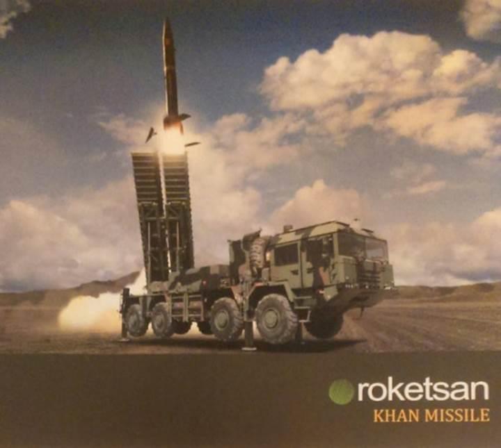 Roketsan'ın Bora Füzesi sonunda gün yüzüne çıktı
