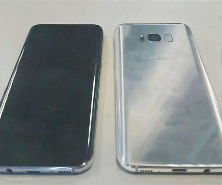 Merakla beklenen Samsung Galaxy S8 çalışır halde görüntülendi