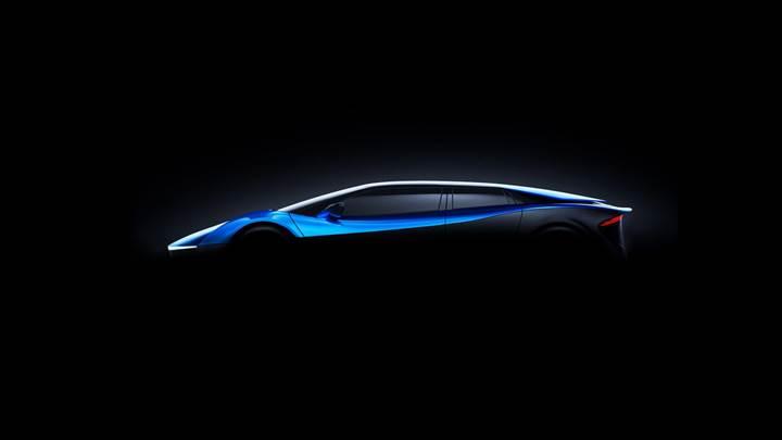 Elextra'nın elektrikli süper otomobili 0'dan 100'e 2,3 saniyede çıkacak