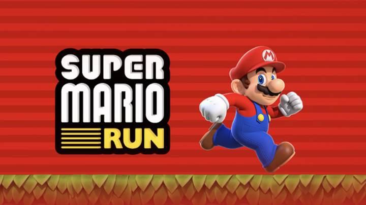 Super Mario Run oyunu Android koşusuna başladı