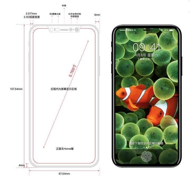 iPhone 8 şema çalışmaları artıyor