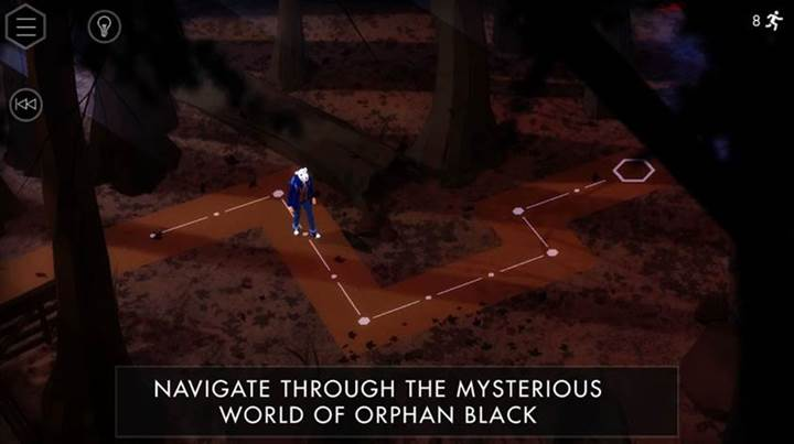 Orphan Black oyunu indirmeye sunuldu
