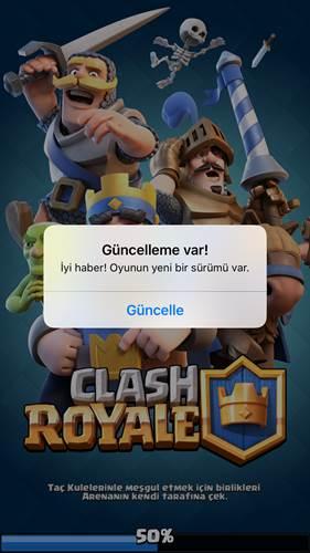 Clash Royale'e yeni oyun modu ve yeni kartlar