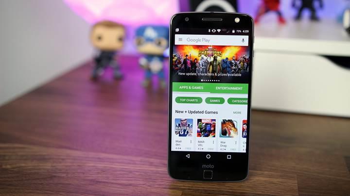 Google Play yaz indirimleri başladı
