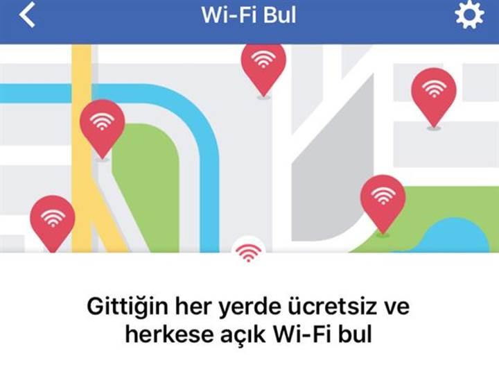 Facebook'un ücretsiz Wi-Fi bulma aracı herkese açıldı