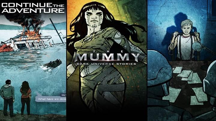 The Mummy oyunu da filmin izinden gidiyor