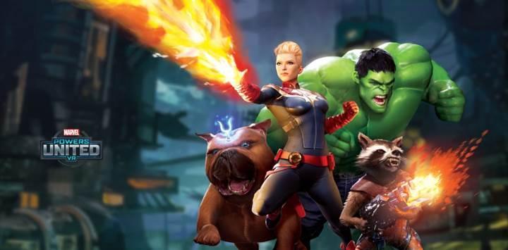 Marvel'dan sanal gerçeklik için özel oyun