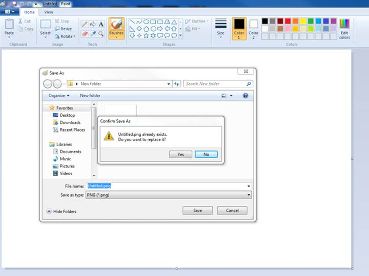 Microsoft Paint'e elveda