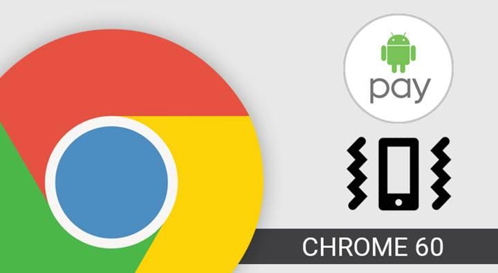 Chrome 60 ile titreşen reklamlar engellenebilecek