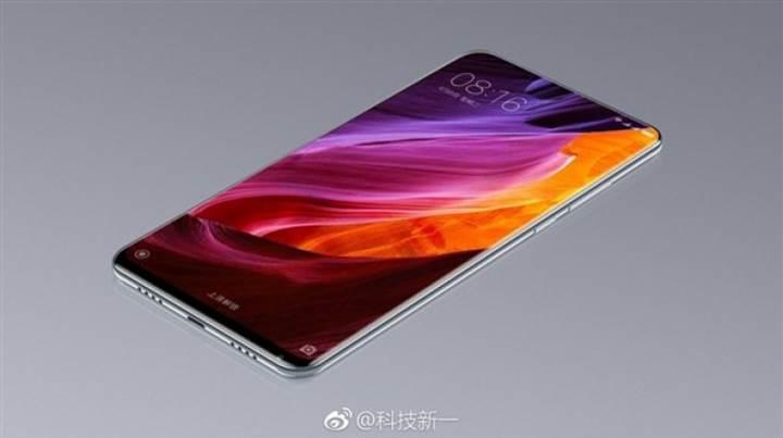 Xiaomi Mi Mix 2 sızdırıldı: Artık alt çerçeve de yok