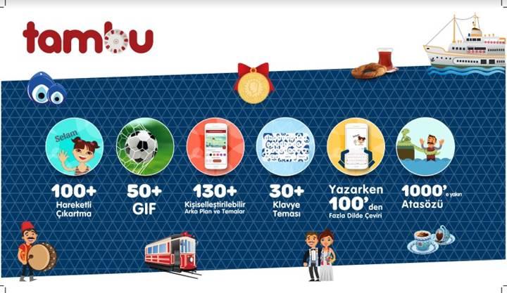 Türk Telekom'dan Türklere özgü klavye: Tambu