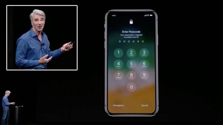 Huawei'den Apple'a Face ID göndermesi