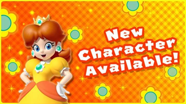 Super Mario Run güncellemesi yeni karakter ve yüzde 50 indirim getiriyor