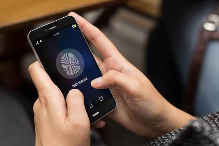 2018'de parmak izi tarayıcılı 1 milyar telefon sevkiyatı yapılacak