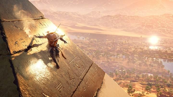Assassin's Creed Origins PC sistem gereksinimleri açıklandı