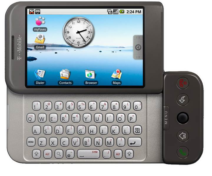 İlk Android açık betası bundan 10 yıl önce yayınlandı