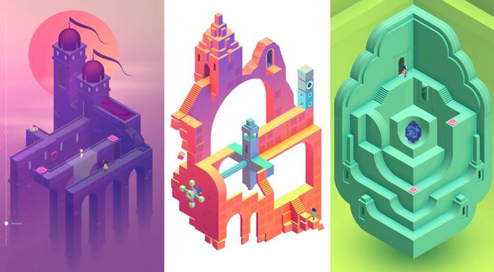 Monument Valley 2 nihayet Android'e geldi