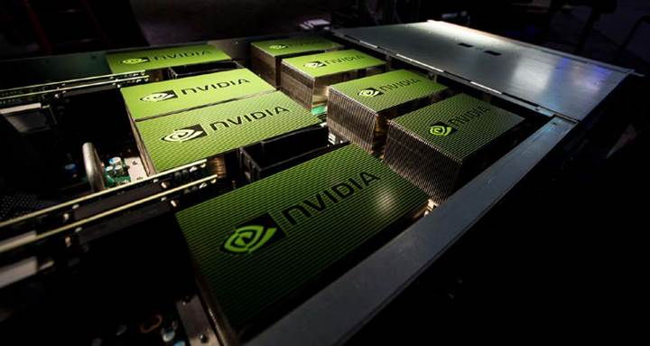 Nvidia mali rekorlara doymuyor