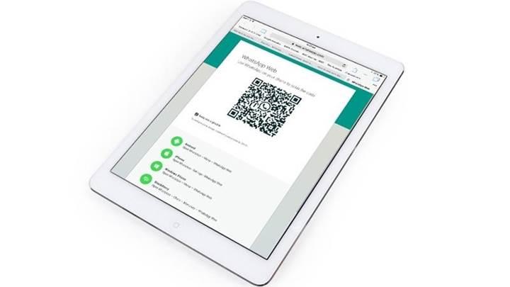 iPad için özel bir WhatsApp sürümü hazırlanıyor