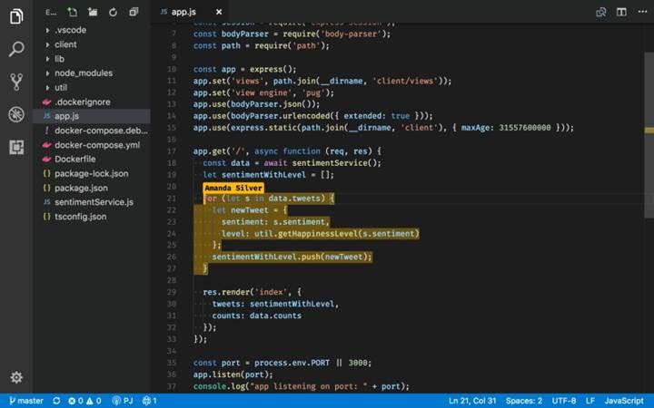 Microsoft'tan geliştiricilere müjde: Visual Studio Live Share tanıtıldı