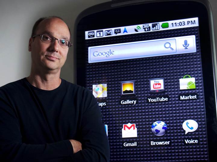 Şok: Andy Rubin için kurala aykırı ilişki iddiaları, Essential'dan ayrılıyor