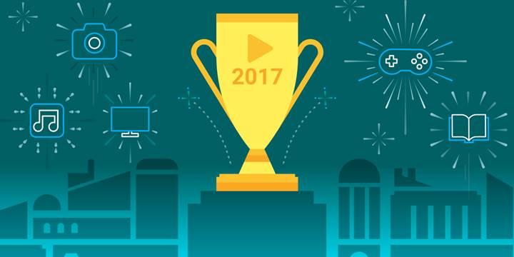 Karşınızda Google'a göre 2017'nin en iyileri!