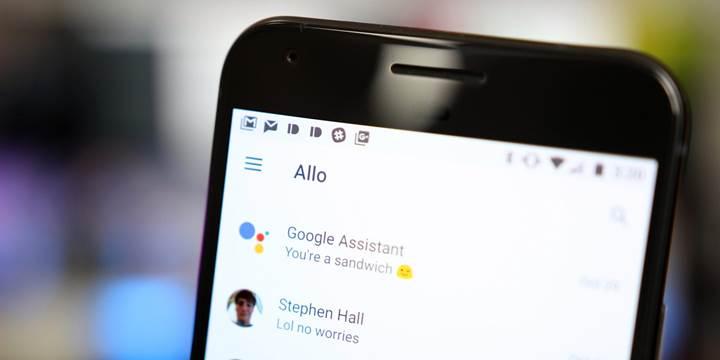 Google Allo yakın zamanda telefon numarası gerektirmeyecek