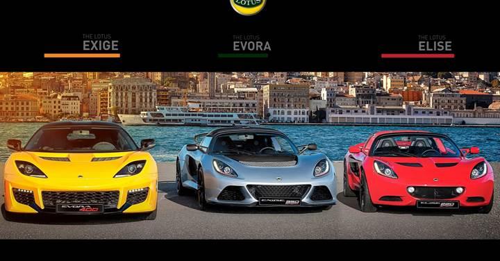 Lotus markası yollarımızda